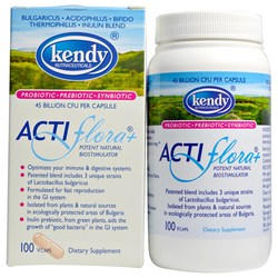 Kendy USA ActiFlora Plus