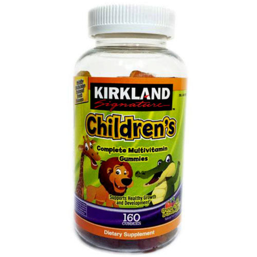Children's Complete Multivitamin Gummies