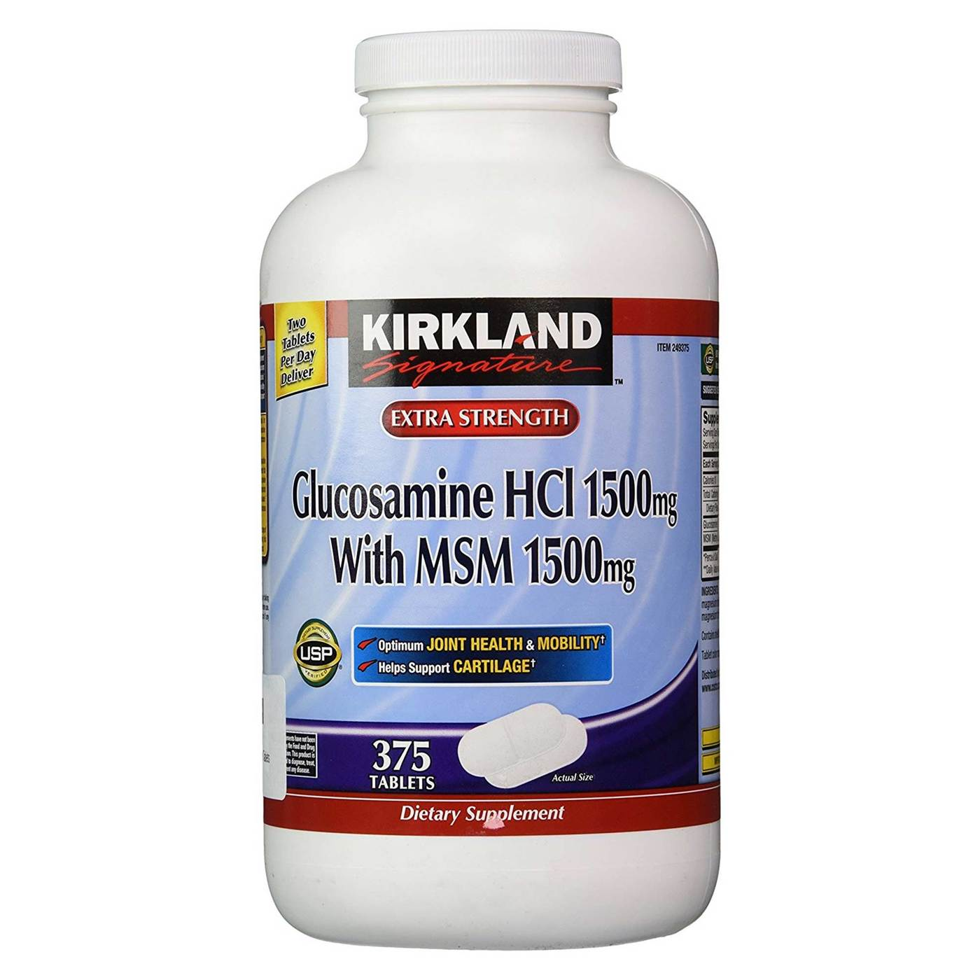 Glucosamine and chondroitin tablets in india