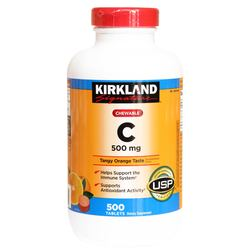 Kirkland Signature Chewable Vitamin C