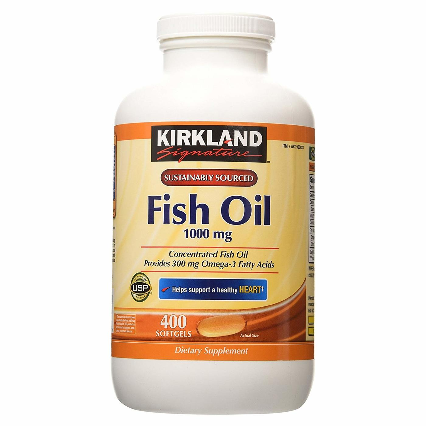 Australia Dog Fish Oil