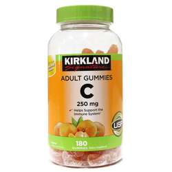 Kirkland Signature Vitamin C Adult Gummies