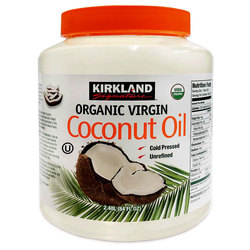 Kirkland Signature Organic Virgin Coconut Oil