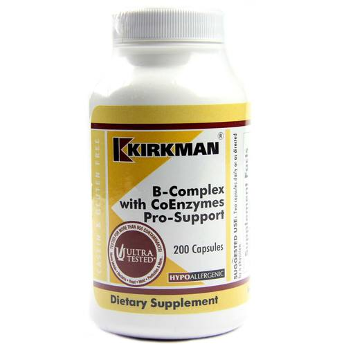 B-Complex with CoEnzymes Pro-Support