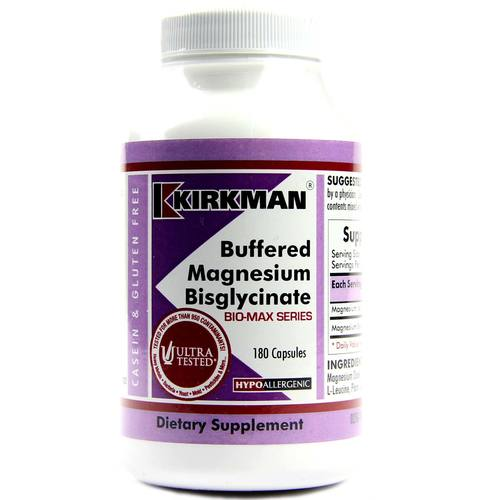 Buffered Magnesium Bisglycinate