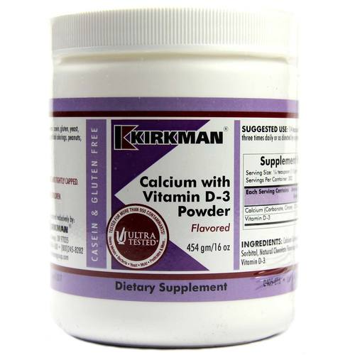 Calcium With Vitamin D Powder