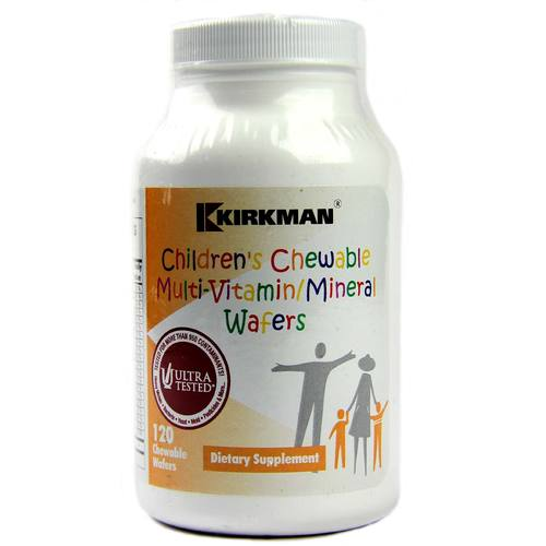 Children's Chewable Multi-Vitamin and Mineral