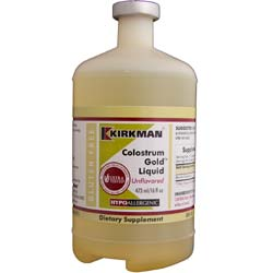 Kirkman Labs Colostrum Gold Unflavored