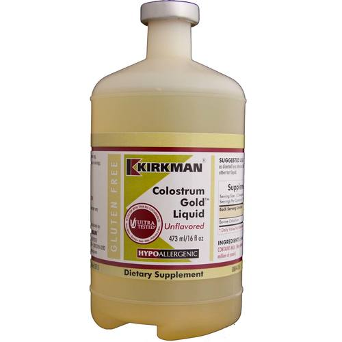 Colostrum Gold Unflavored