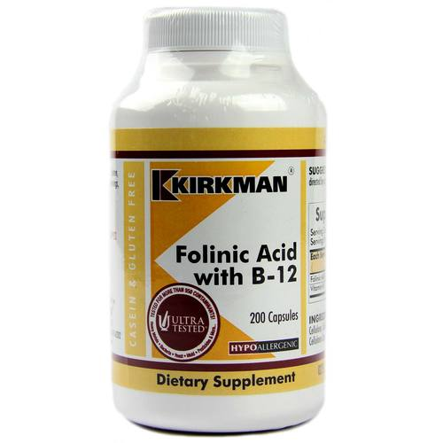 Folinic Acid With B-12