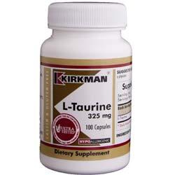 Kirkman Labs L-Taurine