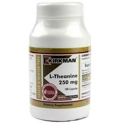 Kirkman Labs L-Theanine 250 Mg