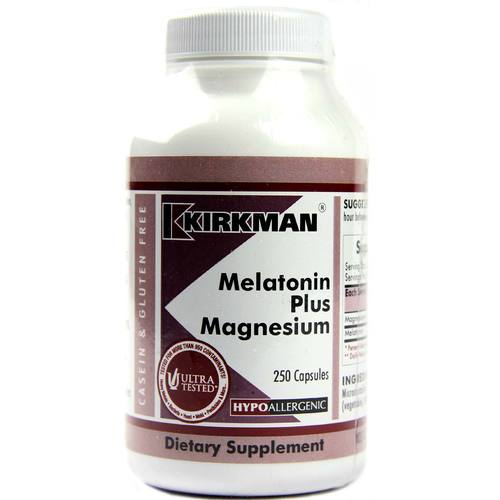 Melatonin Plus Magnesium