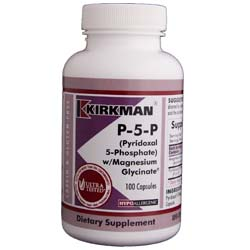 Kirkman Labs P-5-P with Magnesium Glycinate