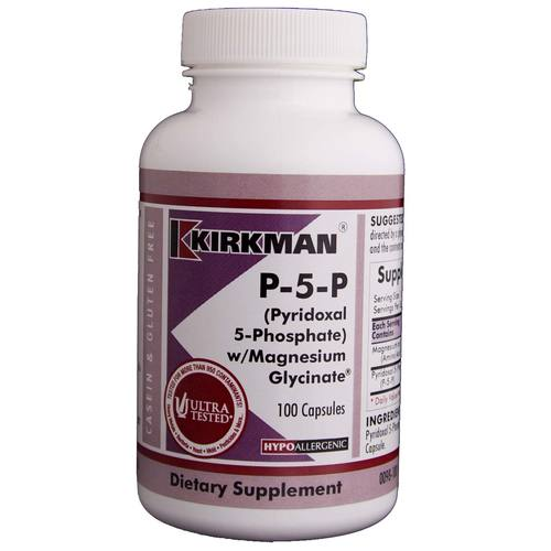 P-5-P with Magnesium Glycinate