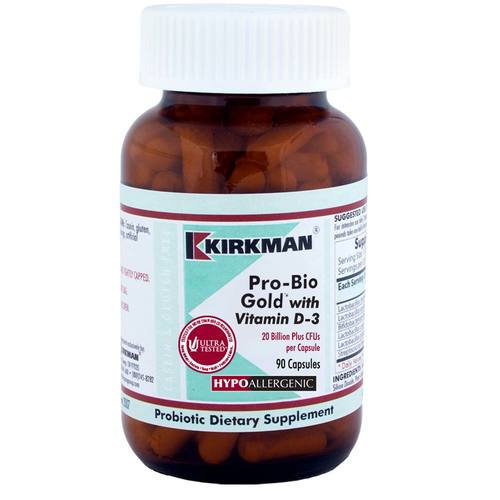 Pro-Bio Gold with Vitamin D-3