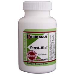 Kirkman Labs Yeast-Aid