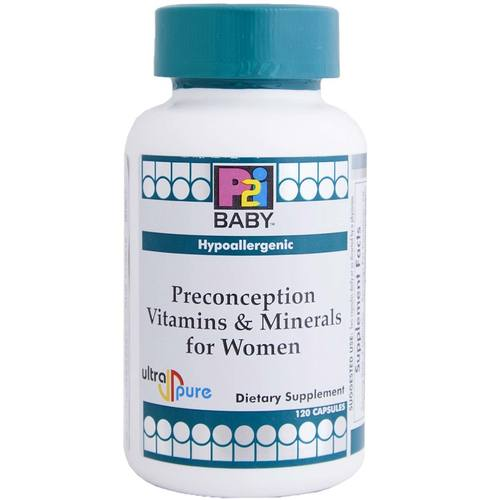 P2i Baby Preconception Vitamins  Minerals for Women
