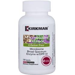 Kirkman Labs Microbiome Broad Spectrum Enzyme with DPP-IV
