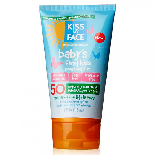 Baby's First Kiss Pampering Sunscreen Lotion