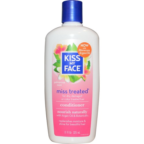 Miss Treated Organic Conditioner - Paraben Free
