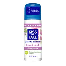 Kiss My Face Liquid Rock Roll-On Natural Deodorant