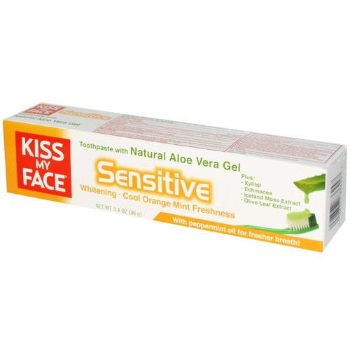 Aloe Vera Sensitive Toothpaste