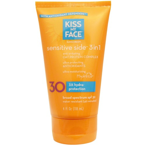 Sensitive Side 3-in-1 Sunscreen