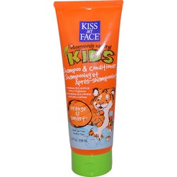 Kiss My Face Kids Shampoo  Conditioner