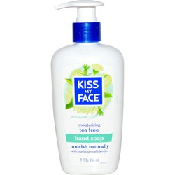 Kiss My Face Moisturizing Hand Soap