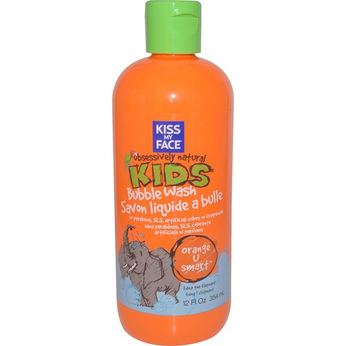 Kids Bubble Wash