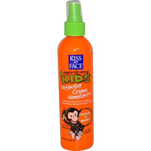 Obsessively Natural Kids Detangler Creme