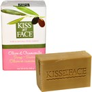 Olive & Chamomile Bar Soap 8oz by Kiss My Face - 3/PAK