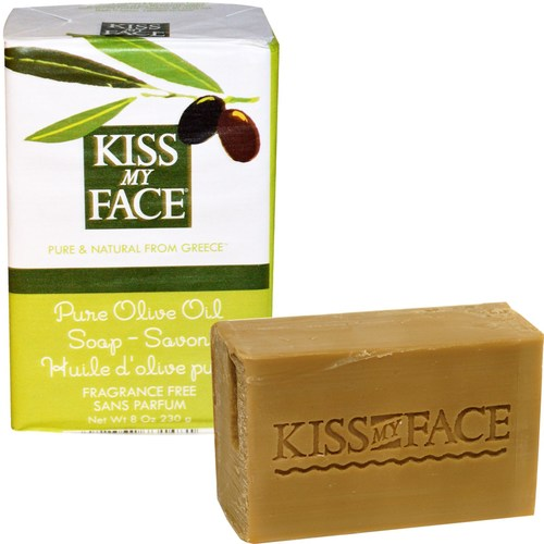 Fragrance Free Pure Olive Oil Soap