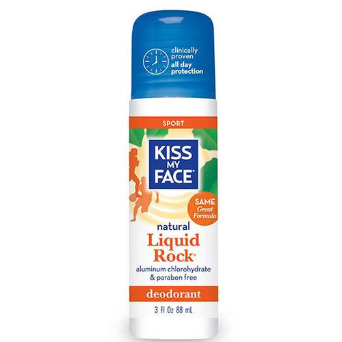 Liquid Rock Roll-On Natural Deodorant