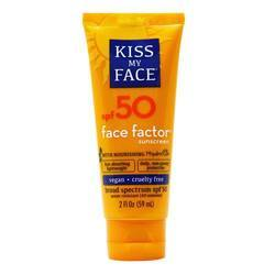 Kiss My Face Face Factor Sunscreen