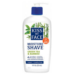 Kiss My Face Moisture Shave Cream