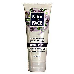 Kiss My Face Lavender Shea Moisturizer
