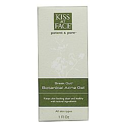 Kiss My Face Break Out Organic Acne Gel