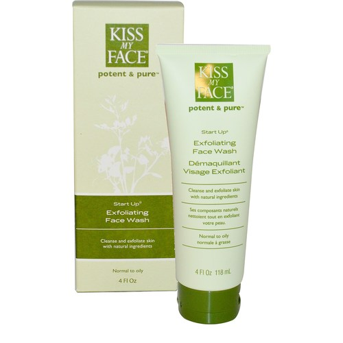 Start Up Exfoliating Face Wash