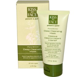 Kiss My Face Pore Shrink Deep Cleansing Mask