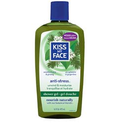Kiss My Face Anti-Stress Shower Gel