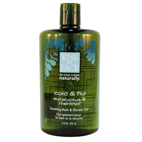 Cold & Flu Bath & Shower Gel