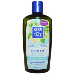 Kiss My Face Early to Bed Bath  Shower Gel