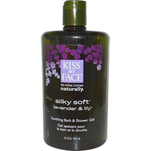 Silky Soft Bath  Shower Gel