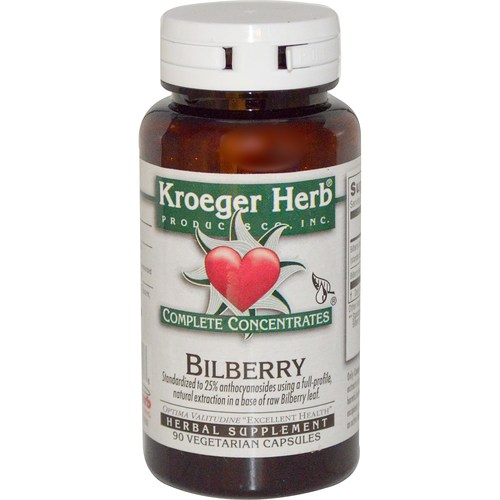Bilberry 350 mg