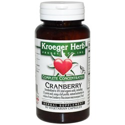 Kroeger Herb Cranberry Complete Concentrates