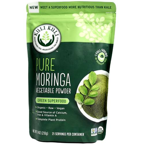 Pure Moringa Vegetable Powder