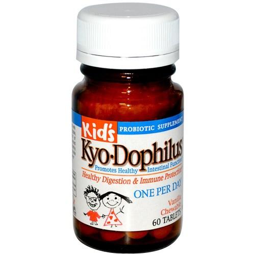 Kid's Kyo-Dophilus Chewables