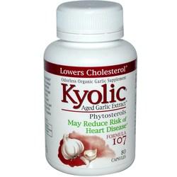 Kyolic Kyolic Phytosterols Formula 107